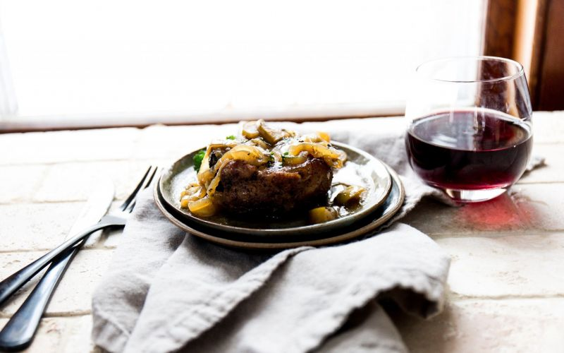 Perfect Pairings: Wine and Pork!
