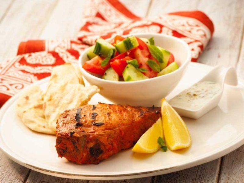 Tandoori Pork Chops